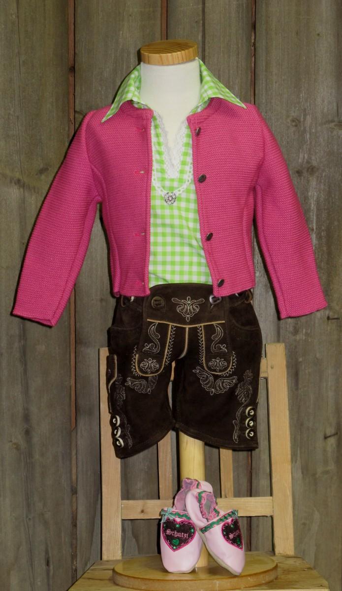 kidstracht trachtenbluse gr 86 176 bluse gr n wei kariert zur jeans lederhose ebay. Black Bedroom Furniture Sets. Home Design Ideas
