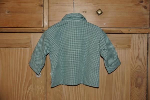 turi baby trachtenhemd hemd zur taufe gr n gr 62 74 ebay. Black Bedroom Furniture Sets. Home Design Ideas