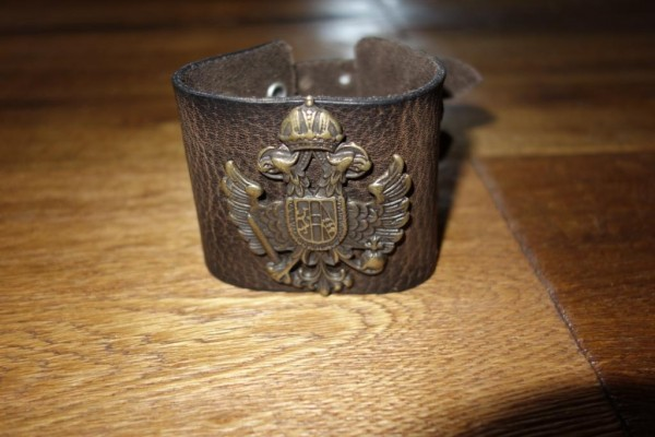 Lederarmband herren breit  Armband Leder Lederarmband Herren braun zur Lederhose Österreich ...